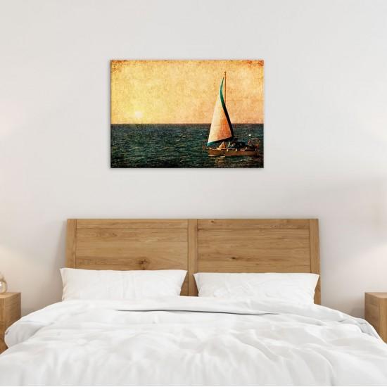 Картина, постер в рамка за стена Хоризонт - Фото арт