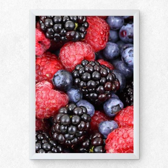 Горски плодове - Фото пано