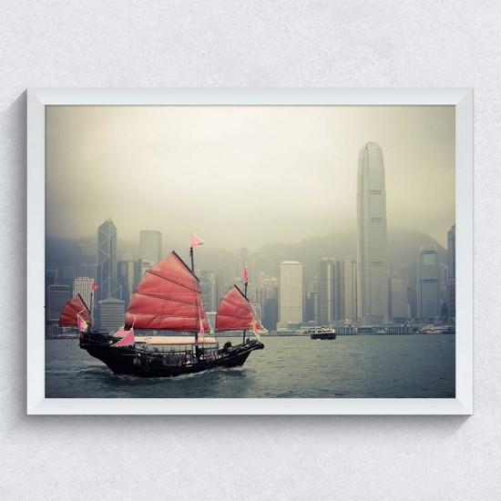 Хонгконг  - Фото картина