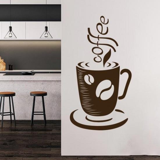 Чаша с надпис Coffee