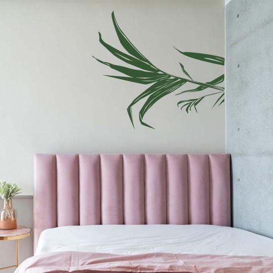 стикер с палма за декорация на стена