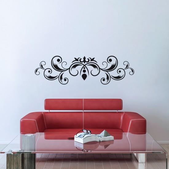 стикер орнамент за интериорна декорация
