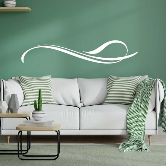 Стикер за стена Декоративни линии