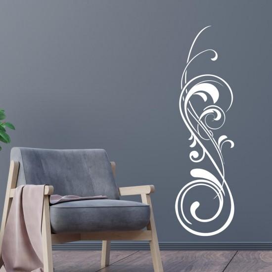 орнамент стикер за декорация на стена