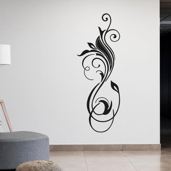 елегантен орнамент от фолио