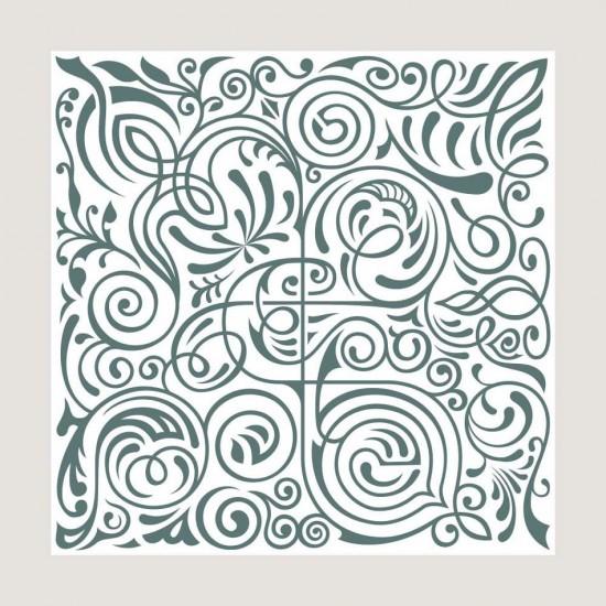 стикер за декорация на плочки