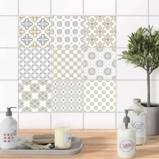 стикери за плочки за баня и кухня